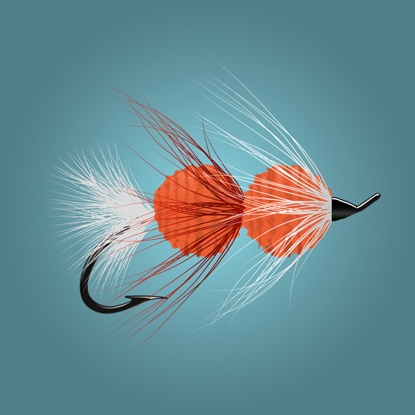 Salmon Fly - Babine Special
